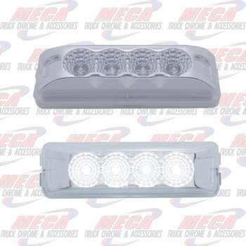 LARGE DUALLY LIGHT WHITE LED WITH REFLECTORS