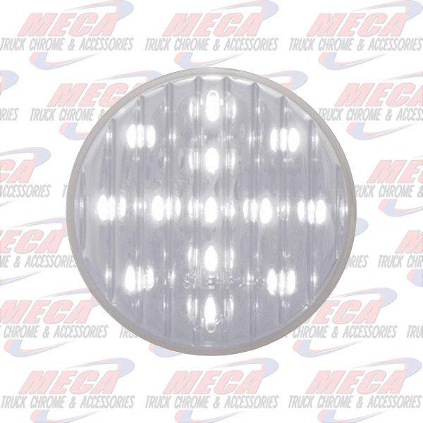 MARKER LIGHTS 2.5'' WHITE LED
