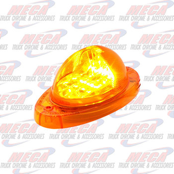 LED FL SIDE TURN SIGNAL TEAR DROP DUAL FUNCTION