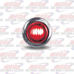 """MINI LED DOTS DUAL REVOLUTION RED/WHT .75"""" DIA"""