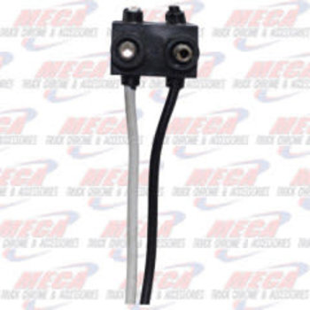 """PLUG 2 PRONG 12"""" CONTINUOUS (92 / ROLL) single"""
