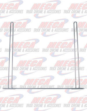"REAR ANTISAIL BKT 24"" X 18"" SS"
