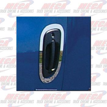 DOOR LATCH SURROUND TRIM FL CASCADIA 2008+ EXT