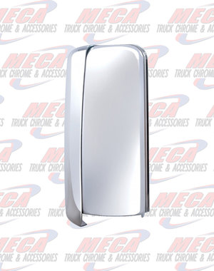 SIDE LARGE MIRROR COVER FL CASCADIA DRIVER AERO STYLE
