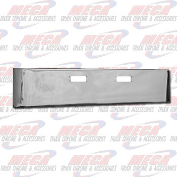 VALLEY CHROME BUMPER PB 359 18'' TOW HLS