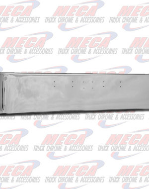 FRONT BUMPER PB 359 18'' W/ MOUNTING HOLES AND TAG HLS