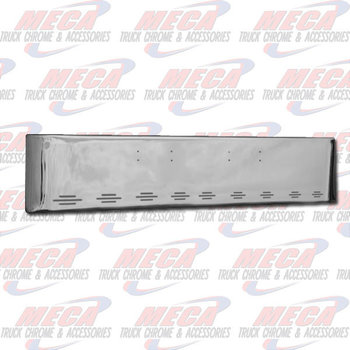 VALLEY CHROME BUMPER PB 359 20'' W/ 9 BB LTS & MOUNT HLS ONLY