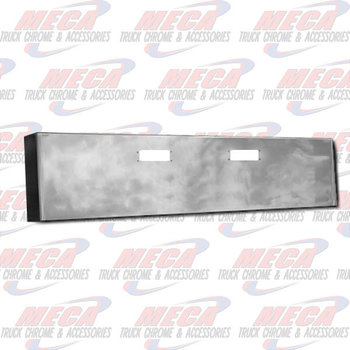 VALLEY CHROME BUMPER PB 359 20'' BOXED W/ TOW HOLE ONLY