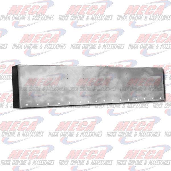 FRONT BUMPER PB 359 18'' BOXED W/ 16 - .75'' LT HOLES