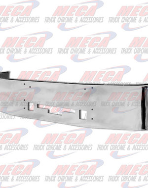 FRONT BUMPER FL COLUMBIA 20'' 2003-OLDER S/S TOW STEP AIR