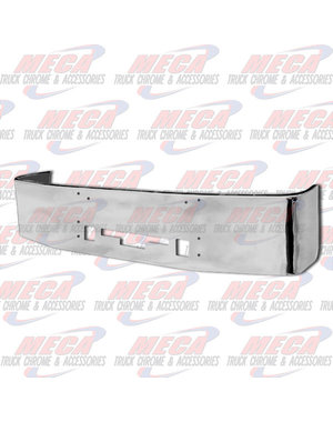 FRONT BUMPER FL COLUMBIA 18'' 2003-OLDER S/S TOW STEP AIR