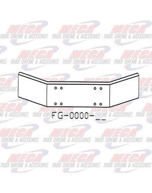 FRONT BUMPER KW T800 86-03 18'' PLAIN
