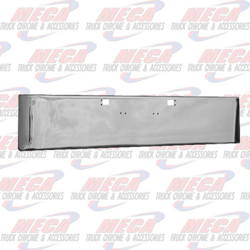VALLEY CHROME BUMPER KW W900A 18'' TOW HLS