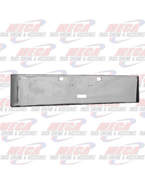 FRONT BUMPER KW W900A 1967-1981 18'' TOW STEP ROLLED END
