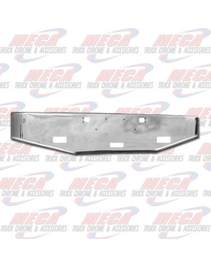 FRONT BUMPER KW W900S TAPERED 20'' TOW & STEP HLS 1989+