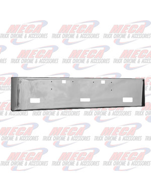 FRONT BUMPER KW W900S 18'' TOW, FOG & STEP HLS 2008+