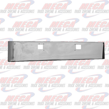 VALLEY CHROME BUMPER KW K100E 16'' GWING W/TOW ONLY