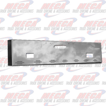 VALLEY CHROME BUMPER FL CLASSIC 20'' BOXED 00-02 TOW FOG 7 BB LTS