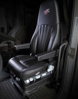INSIDE SEAT MINIMIZER W/ ULTRA LEATHER, HEAT AND COOLING