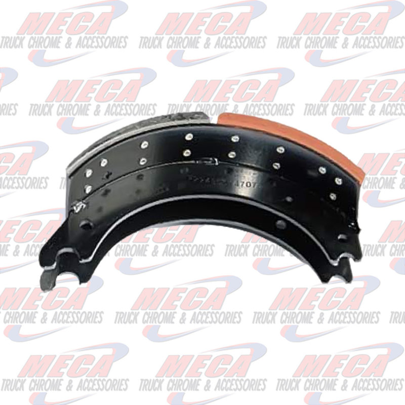 4707 REAR BRAKE SHOE LINED 23K EACH SHOE