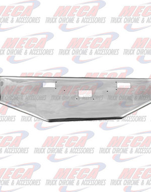 FRONT BUMPER PB 362 COE 1981+ 18'' TAPERED STEP & TOW
