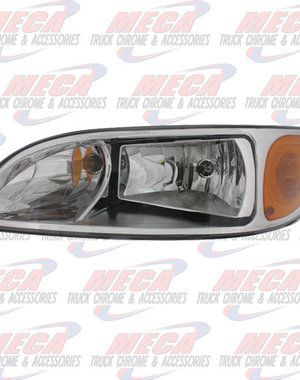 FRONT HEADLIGHT HOUSING PB 386/387 DRIVER SIDE