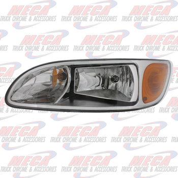 HEADLIGHT HOUSING PB 386/387 DRIVER SIDE
