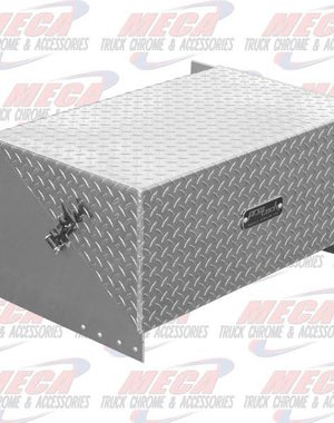 SIDE BATTERY BOX ALUM W/O STEPS USED FOR FL W/ CSP7446