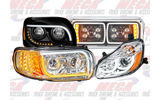 HEADLIGHTS & ACCESSORIES