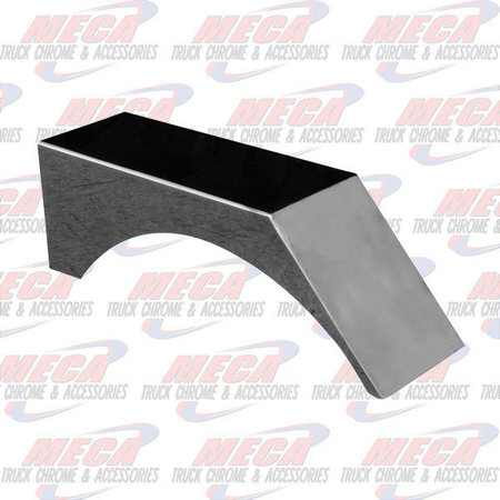 FUEL TANK STRAP COVERS