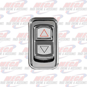 ROCKER SWITCH CHROME REPLACEMENT FOR ARROWS