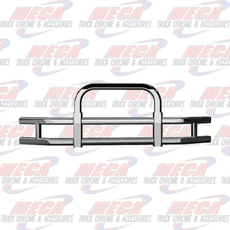 ** Discontinued ** BUMPER GUARD SMALL STAINLESS STEEL