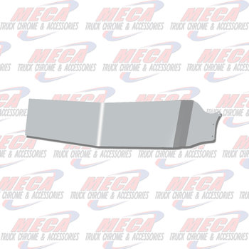 "DROP VISOR PB ALL 370, 380 MODELS 12"" COLUMN MOUNT"