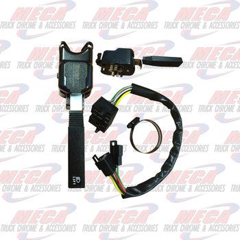 TURN SIGNAL SWITCH UNIVERSAL W/ HARNESS