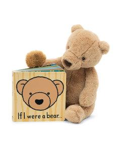 JELLYCAT IF I WERE A BEAR BOOK