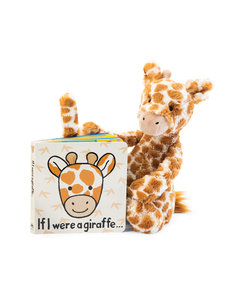 JELLYCAT IF I WERE A GIRAFFE