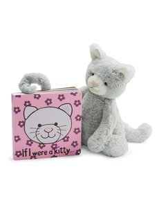 JELLYCAT IF I WERE A KITTY BOOK