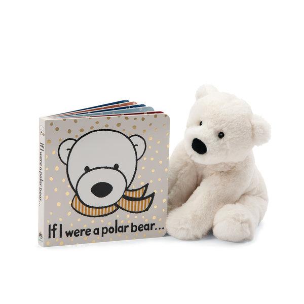 JELLYCAT IF I WERE A POLAR BEAR
