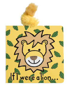JELLYCAT IF I WERE A LION