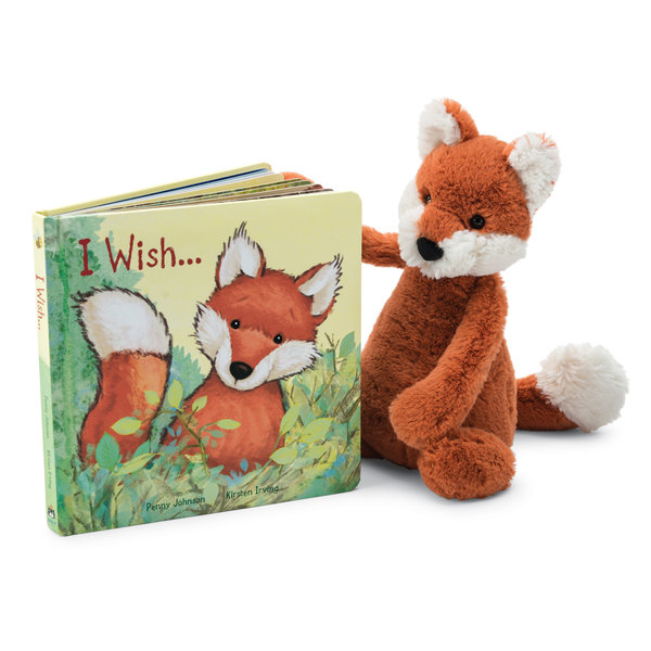 JELLYCAT I WISH FOX