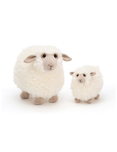 JELLYCAT JELLYCAT SHEEP, ROLBIE