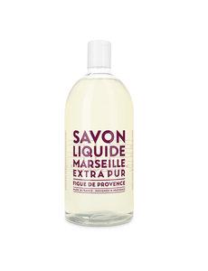 COMPAGNIE DE PROVENCE COMPAGNIE DE PROVENCE - LIQUID MARSIELLE SOAP REFILL 33.8 OZ