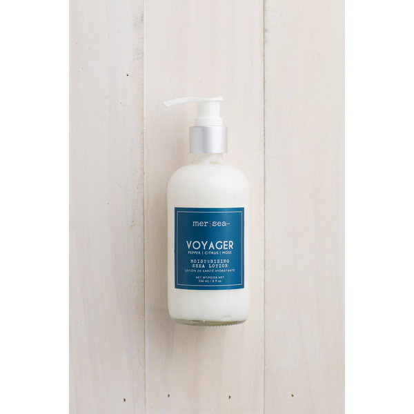 MER SEA MER-SEA SHEA LOTION 8OZ
