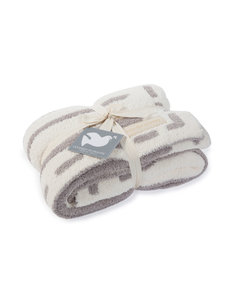 BAREFOOT DREAMS COZYCHIC COVERED IN PRAYER THROW