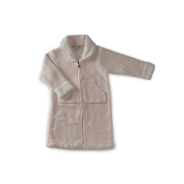 BAREFOOT DREAMS COZYCHIC TODDLER ROBE ZIP-UP