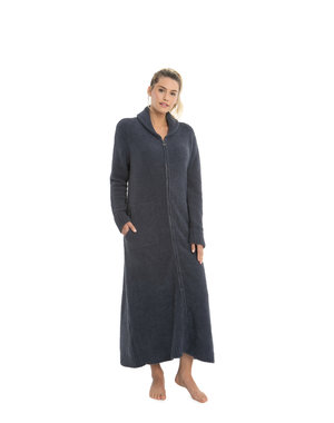 BAREFOOT DREAMS COZYCHIC FULL-ZIP ROBE