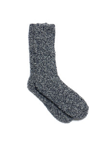 BAREFOOT DREAMS COZYCHIC HEATHERED YOUTH SOCKS
