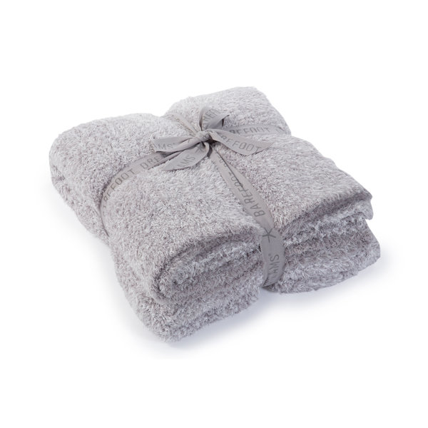BAREFOOT DREAMS COZYCHIC HEATHERED THROW