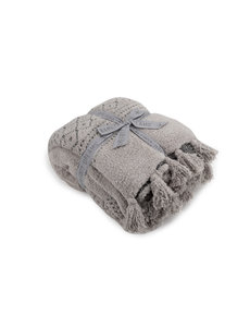 BAREFOOT DREAMS COZYCHIC LUXE CASA THROW