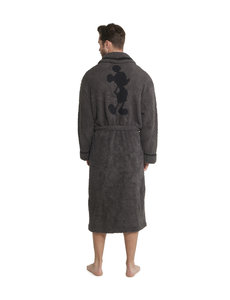 BAREFOOT DREAMS COZYCHIC ADULT ROBE MICKEY MOUSE